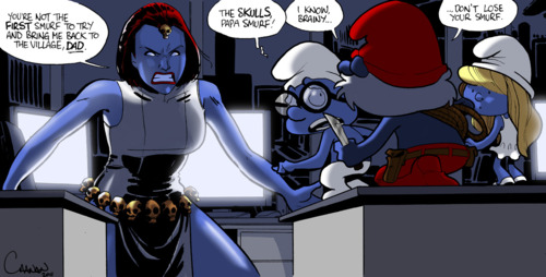 Jp On Gaming Sunday Funnies The Origins Of Mystique